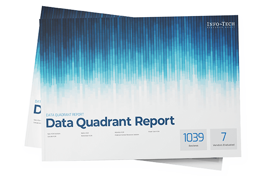 Quadrant report cover