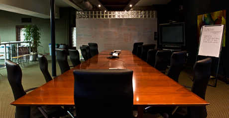 Info Tech main boardroom